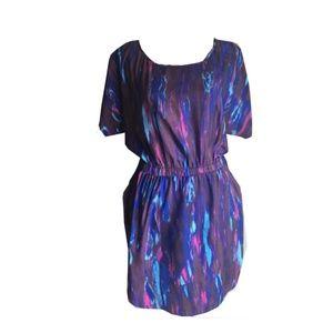 Express silky mini dress szS
